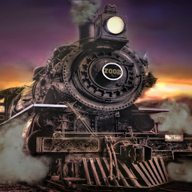 Record Setter by Nickel Plate Photographics - Transportation Trains