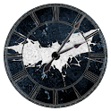 Dark Knight Rises Clock icon