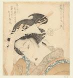 RIJKS: attributed to Keisai Eisen: print 1825