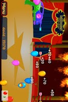 Screenshot of Balloons Magic Circus