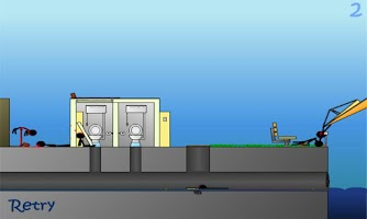 Screenshot of Muter World - Stickman Edition
