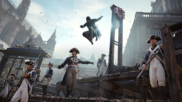 Rob Zombie and The Walking Dead co-creator working on an Assassin's Creed: Unity animated short