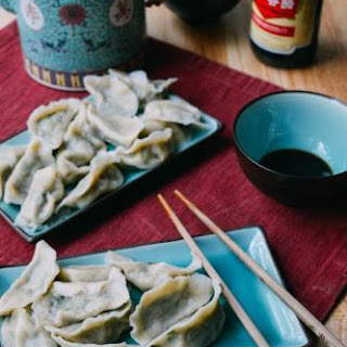 Pork and Chive Dumpling