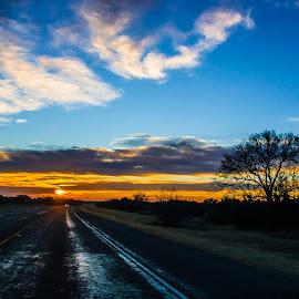 Sunrise 12 22 14 by Robert Marquis - Landscapes Sunsets & Sunrises ( nature, color, colors, texas, sunrise, landscapes, landscape )