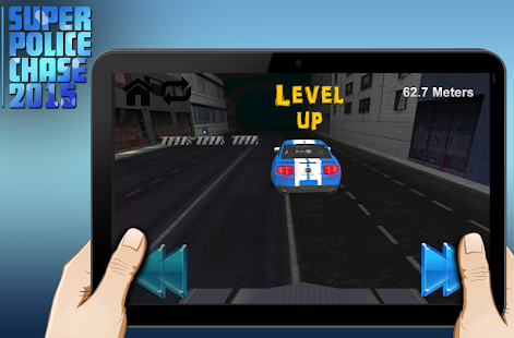 Super Police Hot Chase 2015 - screenshot