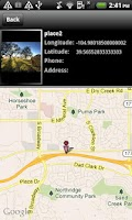 Screenshot of Phone Tracker-IM Map Navigator