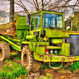 Old truck by Luis Leitao - Transportation Automobiles (  )