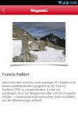 Screenshot of Rother Touren Guides