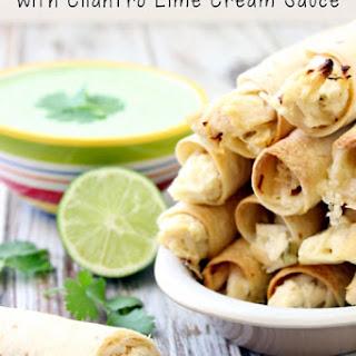 Jalapeno Cilantro Cream Sauce Recipes