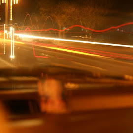 HiGhwaY by Sandip Nair - Abstract Light Painting