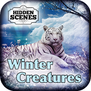 Hidden Scenes Winter Creatures