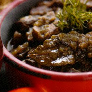 Beef Liver Stew Recipes