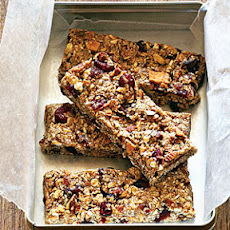Fruit and Nut Chewy Bars
