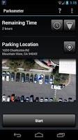 Screenshot of Parkometer AR TRIAL