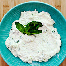 Yogurt Herb Dipping Sauce