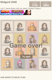 Midgard 2048 - screenshot