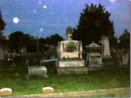 The Steadman Gravesite