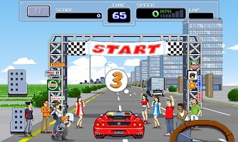 Screenshot of Final Freeway 2R