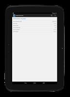 Screenshot of MyDeviceScreen