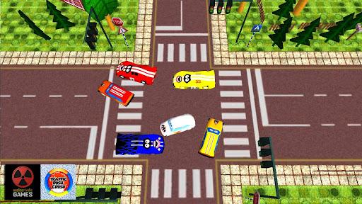 Traffic Rush Crush