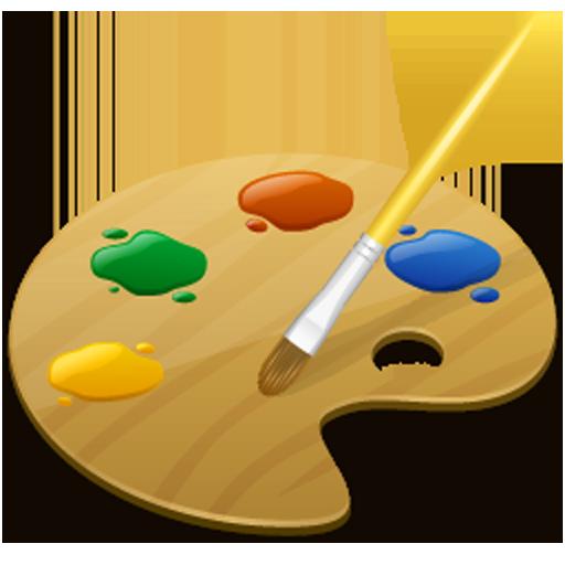 彩色页为孩子们临 休閒 App LOGO-硬是要APP