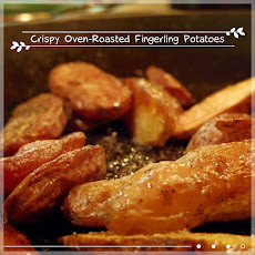 Crispy Oven-Roasted Fingerling Potatoes