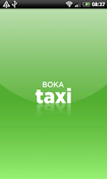 Screenshot of Boka taxi