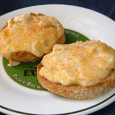 English Muffin Artichoke Pizzas