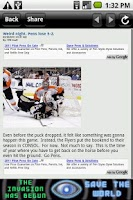 Screenshot of The Pensblog