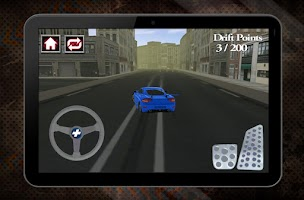 Screenshot of Modern Sport Cars Drift Race