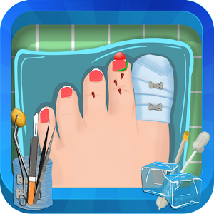 Toe Surgery Doctor Game