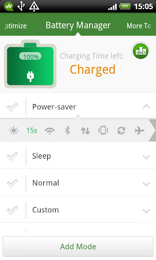 android-booster-free for android screenshot