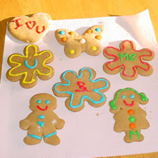 Nauvoo Gingerbread Cookies