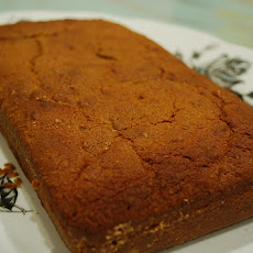 Three Ginger Cake