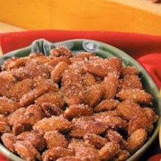 Sugar Spiced Almonds
