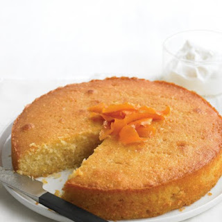 Almond-and-Orange Yogurt Cake
