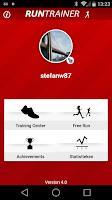 Screenshot of Run Trainer