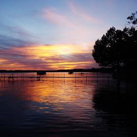 by Brenda Town-Meyerhoff - Landscapes Sunsets & Sunrises