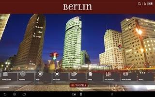 Screenshot of Berlin Travel Guide - Tourias
