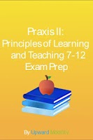 Screenshot of Praxis II: PLT 7-12 Exam Prep