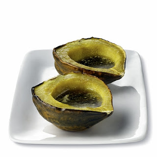 Acorn Squash with Truvía® Brown Sugar Blend