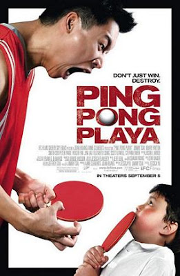 C-dub in Ping Pong Playa