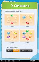 Screenshot of Chinese Checkers