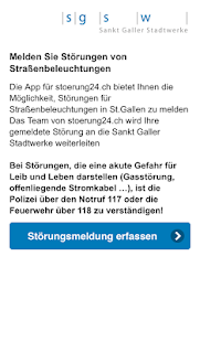 Störung sgsw - screenshot