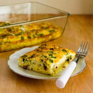 Egg Casserole Cottage Cheese Recipes