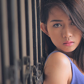 rachel by Botet Cabangal - Novices Only Portraits & People