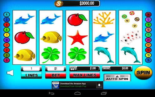Aqua Cash Slots - Free Online Spadegaming Slot Machine Game