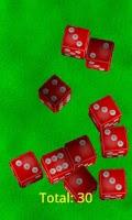 Screenshot of Dice 3D