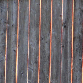 Sun Shines Through  by Anne Santostefano - Artistic Objects Other Objects ( fence, wood, lines, shine, artisitc objects, sun, vertical lines, pwc )