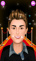 Screenshot of Celebrity Fashion Salon